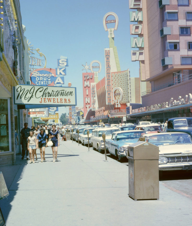 Kodachrome Gallery 1962