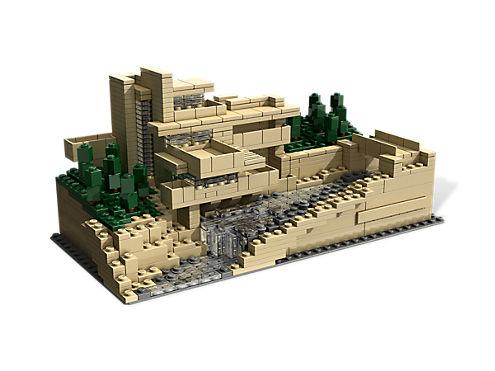 Midcentury Lego Design