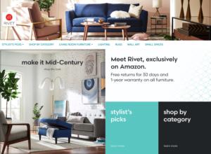 Amazon midcentury furniture