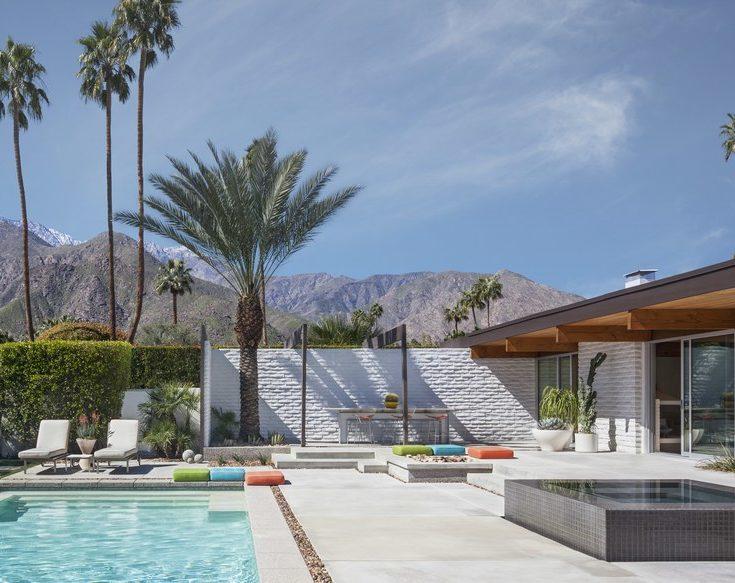 Palm Springs Photo Book, Modernist Art, MidCentury Illinois,