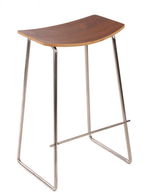 Modern Design Timber Bar Stool