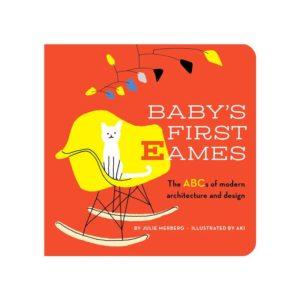 Babys First Eames Midcentury Design kids